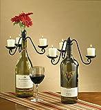 Park Designs Candelabra Wine Bottle Topper