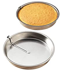 Quick release cake pan