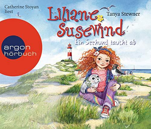 Liliane Susewind – Ein Seehund taucht ab (Liliane Susewind ab 8, Band 13)