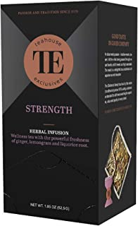 TE Luxury Tea Bag Strength 15 Teebeutel 52,5 g