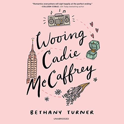 Wooing Cadie McCaffrey Audiobook By Bethany Turner cover art