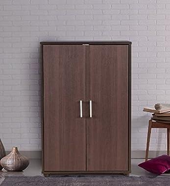 shilpi wooden standard handicrafts solid teak board cabinet double door