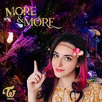 More & More - Twice (Cover en Español)