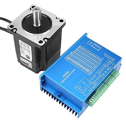 Pilote Servo pilote de moteur pas à pas de contrôle de courant automatique 32microstep AC 20-80V pour machine d'impression pour imprimante 3D
