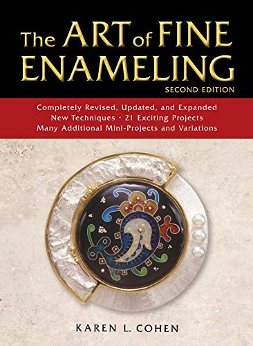 The Art of Fine Enameling (English Edition)
