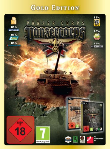 Panzer Corps: Gold Edition