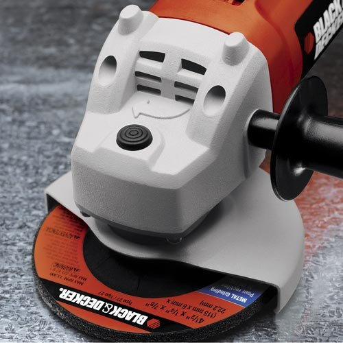 Black & Decker 7750 Angle Grinder