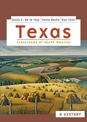 Texas: Crossroads of North America
