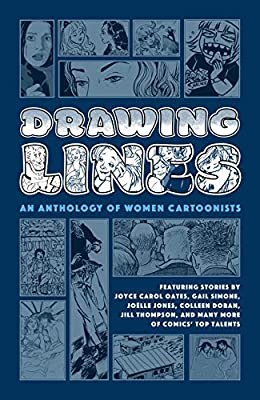 Drawing Lines: An Anthology of Women Cartoonists from Dark Horse Books