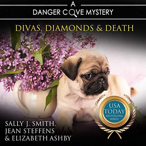 Couverture de Divas, Diamonds & Death: A Danger Cove Pet Sitter Mystery