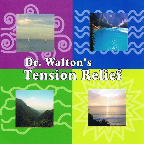 Dr. Walton's Stress Relief audiobook cover art