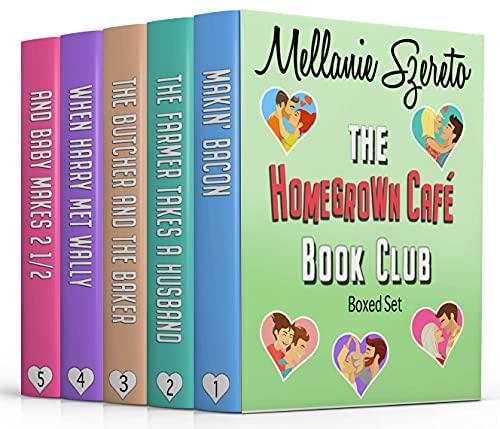 The Homegrown Café Book Club Boxed Set (English Edition)