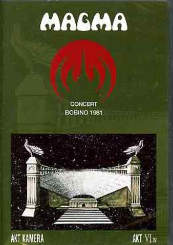 Magma - Concert Bobino 1981 [UK Import]