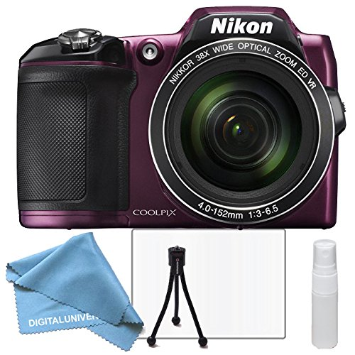 Nikon Coolpix L840 Plum Digital Camera