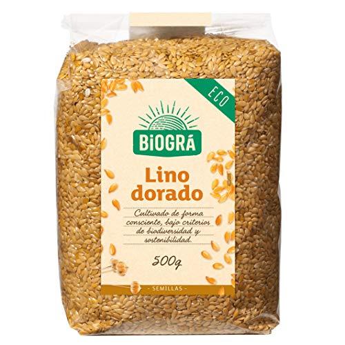 Semillas Lino Dorado Biográ. 250 gramos