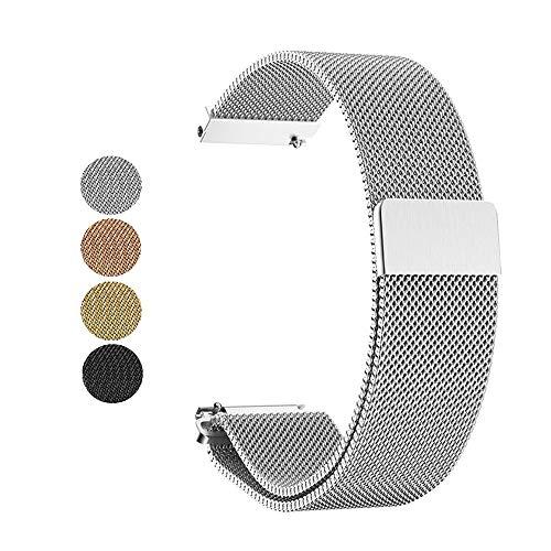 mediatec smartwatch Mediatech Cinturino di ricambio per Gear S3 Classic/S3 Frontier