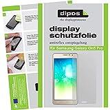 dipos I 6X Schutzfolie matt kompatibel mit Samsung Galaxy On5 Pro Folie Bildschirmschutzfolie