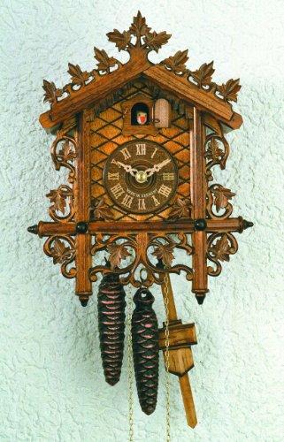 "1-día reloj cucú tradicional ""station House-Reloj"""