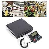 Paquete de mini balanzas de 2 g-50 kg de capacidad multiusos de plataforma, Libra industrial con pantalla LCD