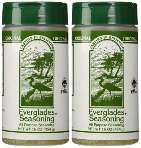 Everglades Seasoning, 16 oz., Case Pack of 2