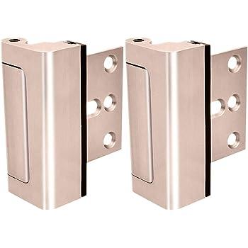 color dorado cerradura de puerta cerradura de garaje cerradura de caja cerradura adicional para puerta KOTARBAU cerradura de estado Cerradura de 140 mm cerradura de puerta