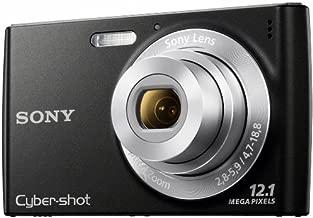 Sony Cyber-shot DSC-W510 12.1 Megapixel Compact Camera - Black - 6.9 c
