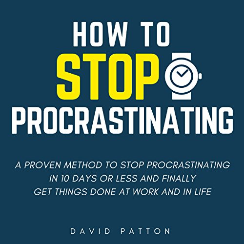 How to Stop Procrastinating Titelbild