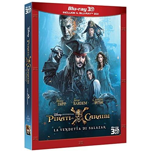 Pirati dei Caraibi: La vendetta di Salazar (Blu-Ray 3D + 2D);Pirates Of The Caribbean - Dead Men Tell No Tales