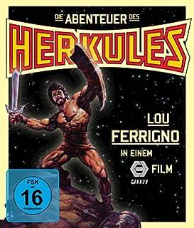 Die neuen Abenteuer des Herkules / The Adventures of Hercules (1985) ( Le avventure dell'incredibile Ercole ) (Blu-Ray)