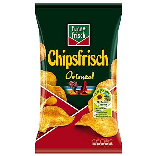 Funny-Frisch Chips Oriental 175 g 10 Stück, 10er Pack (10 x 175 g)