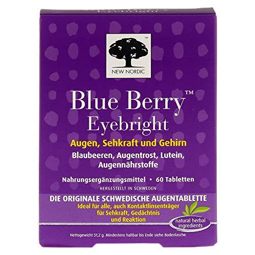 Best blue berry tabletten Vergleich in Preis Leistung