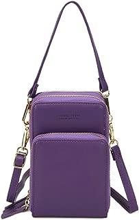 Stylish Small Crossbody Bag Shoulder Handbags Cell Phone Purse Wallet for Women