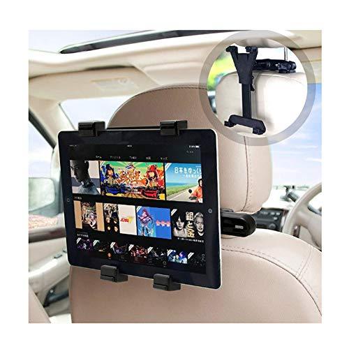 Soporte Tableta Automóvil Mejorado,Soporte Reposacabezas Automóvil,Soporte Giratorio Universal 360° para Asiento Automóvil para Todas Tabletas de 7-10 ',Teléfonos Inteligentes, Consolas de Juegos