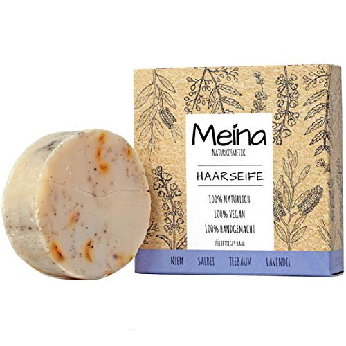 Meina -   - Bio Haarseife