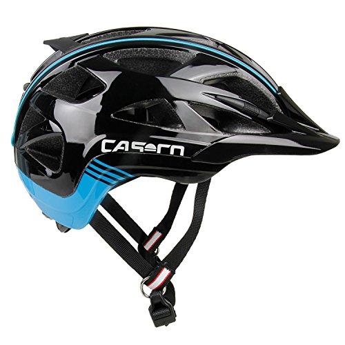 Casco Activ 2 Fahrradhelm, schwarz-Blau, M