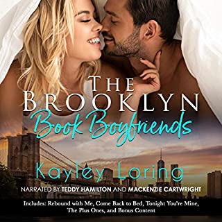 The Brooklyn Book Boyfriends: A Collection cover art