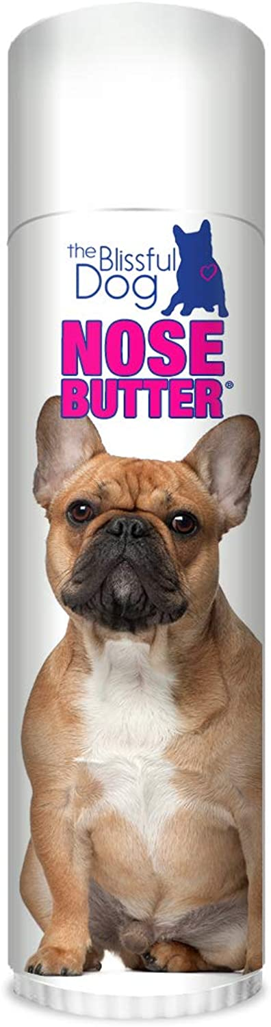 Il Blissful Dog Black Maskind Fawn French Bulldog Nose Butter, 0.50Ounce