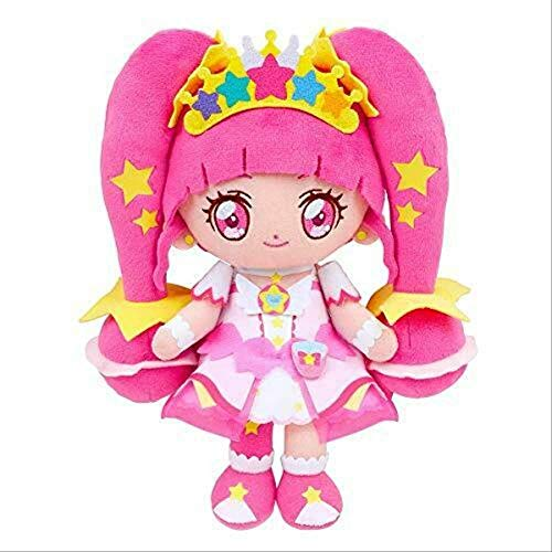 qwerbz Soft Toys Cure Hübsche Heilung Freunde Puppe Star Twinkle Stil Plüschtier Puppe Japan Star Twinkle