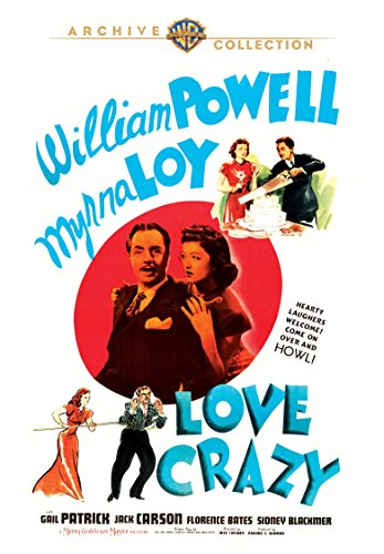 Love Crazy (1941)