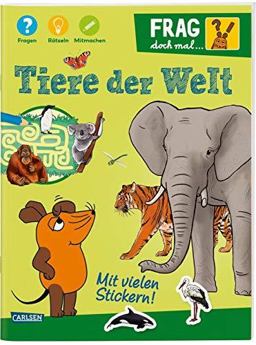 günstig Frage… Maus!  : Tiere der Welt: Fragen, Rätsel, Teilnahme Vergleich im Deutschland