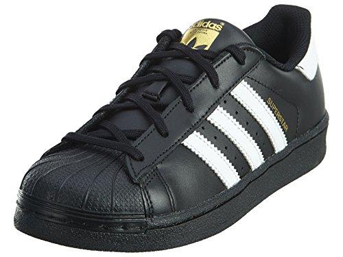 adidas Originals Unisex Kinder Superstar Sneaker, Core Black White Core Schwarz, 29 EU