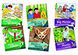 Oxford Reading Tree Explore with Biff, Chip and Kipper: Oxford Level 2: Mixed Pack of 6