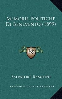 Memorie Politiche Di Benevento (1899)