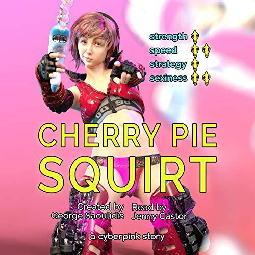 Cherry Pie: Squirt cover art