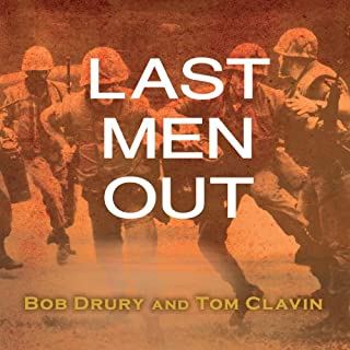 Last Men Out audiobook cover art