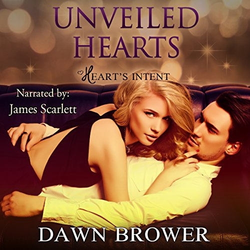 Unveiled Hearts audiobook cover art