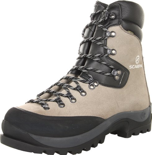 SCARPA Wrangell GTX Waterproof Gore-Tex Hiking Boots for Mountaineering and Backpacking - Bronze -...