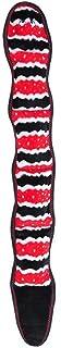 Zippy Paws ZP824 Z-Stitch Snake - Colossal Red, Squeak Toys