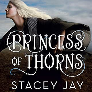 Princess of Thorns                   By:                                                                                                                                 Stacey Jay                               Narrated by:                                                                                                                                 Julia Whelan                      Length: 10 hrs and 59 mins     148 ratings     Overall 4.5