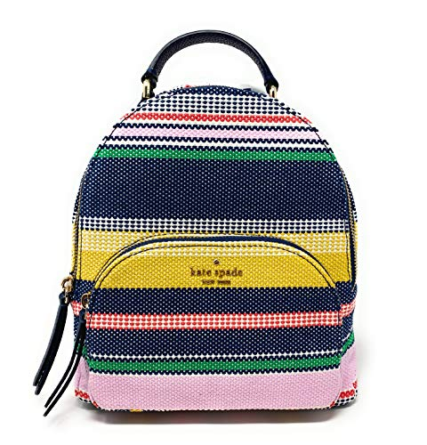 Kate Spade New York Jackson Medium Backpack (Boardwalk Stripe Multi)
